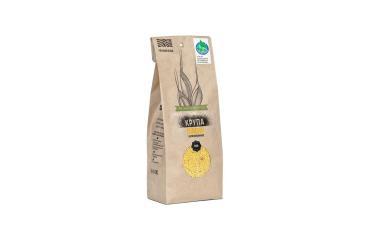 Пшено шлифованное Черный хлеб, 500 гр., бумажный пакет