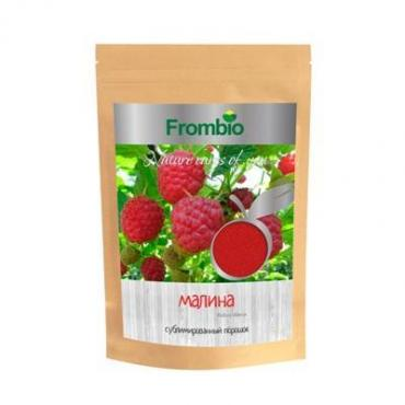 Сублимированные ягоды Малина Ягоды Карелии, 150 гр., дой-пак