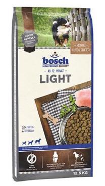 Сухой корм для собак Bosch Petfood Concept Light 12,5 кг., пластиковый пакет