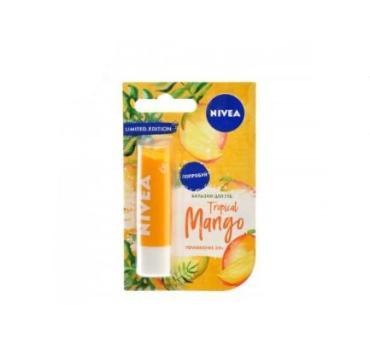 Бальзам для губ Тропический манго Nivea, 5,4 мл., блистер