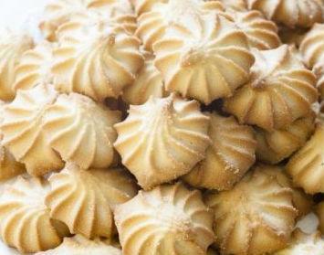 Печенье топленое молоко Коровка Березовск 2 кг.