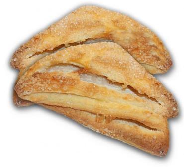 Печенье треугольник творог Зарубин 1,5 кг.