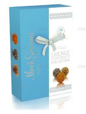 Конфеты шоколадный набор Ереванская шоколадная компания Lounge шкатулка, 210 гр., картонная коробка