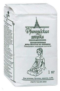 Мука Экстра, Французская штучка, 1 кг, бумага