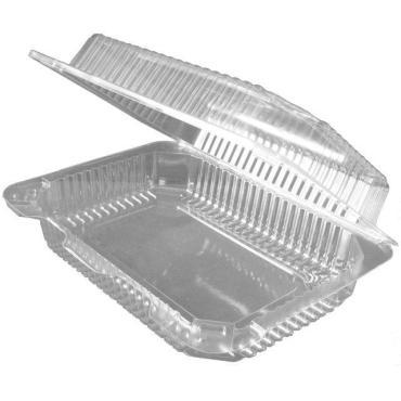 Упаковка прямоугольная внешняя 240x172x71 мм., внутреняя 215х149х63 мм., прозрачная, ОПС, 400 шт.