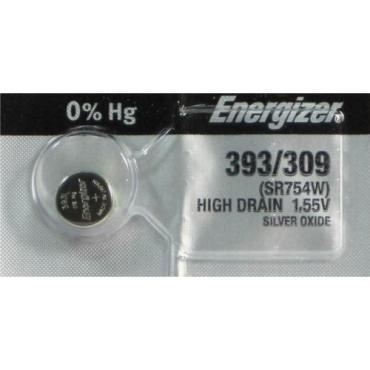 Батарейка 393-309 Sil Ox MBL1 Energizer, блистер
