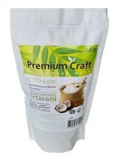 Кокосовая мука, Premium craft, 1 кг, дой-пак