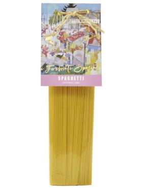 Спагетти Cezoni, 400 гр., пластиковый пакет