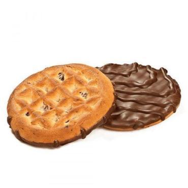 Печенье сахарное глазированное Изюмное Баба Маня, Сладкая слобода, 2.3 кг.