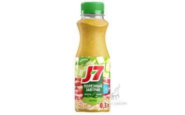Напиток  Полезный завтрак  яблоко J7, 900 мл., ПЭТ
