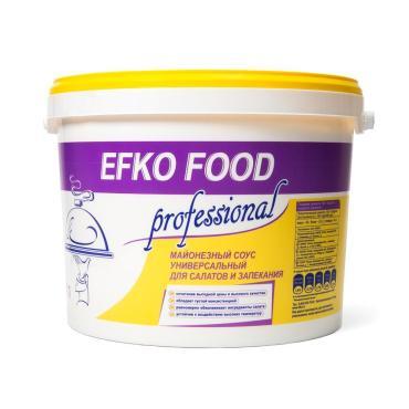 Майонез для запекания 67% Efko Food Professional, 9,34 кг., пластиковое ведро