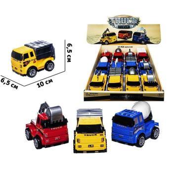 Машинки Truck, картон