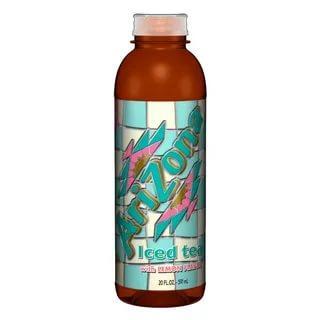 Напиток Arizona Iced Tea Lemon, 591 мл., ПЭТ