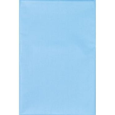 Клеенка подкладная с ПВХ покрытием без окантовки голубая 2 х 1,4 м, Колорит, 150 гр., пакет