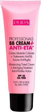 BB-крем антивозрастной увлажняющий, 002 Песочный Pupa Professional BB Cream, 50 мл., пластиковая
