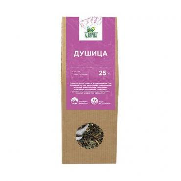 Травяной чай душица Altaivita, 25 гр., картон