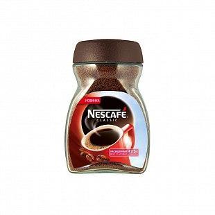 Кофе классик, Nescafe, 47,5 гр., стекло