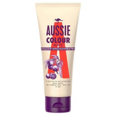 Бальзам-ополаскиватель Aussie Colour Mate, 200 мл., пластиковая туба