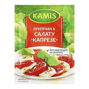 Приправа к салату Капрезе Kamis, 15 гр., сашет
