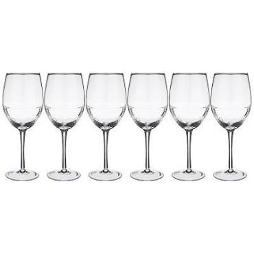 Набор бокалов для красного вина, 6 штук, объем 600 мл., Lefard Айсберг