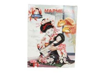 Мармелад с орехами миндаль  Шустер Фудс, 330 гр., картон