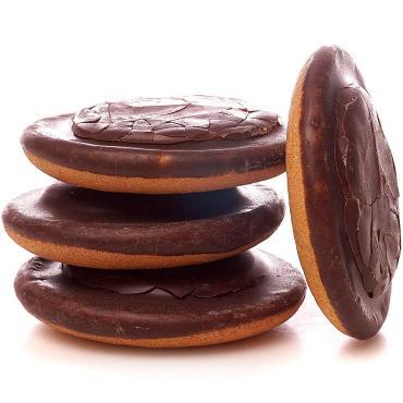 Печенье с черносмородиновым мармеладом Армавир Бонварон № 4, 2,5 кг., картон