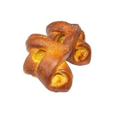 Булочка Чудо Печка Особая с грушей, 1,7 кг., картон