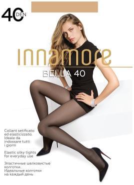 Колготки женские Innamore Bella 40 den, цвет Miele, размер Xxl, пластиковый пакет
