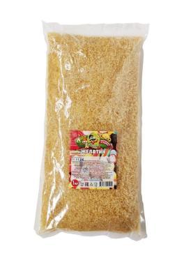 Желатин пищевой Перцов, 1000 гр., пластиковый пакет