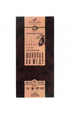 Шоколад Шоколад На Меду ПРЕМИУМ Горький 70% какао Классический