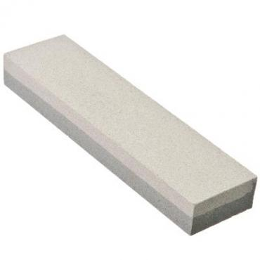 Брусок абразивный двусторонний 200 мм. /8, пластиковая упаковка