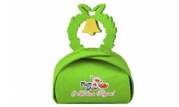 Чай Plum Snow Колокол Зеленый 100 гр