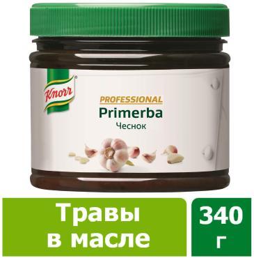 Приправа Knorr чеснок в растительном масле