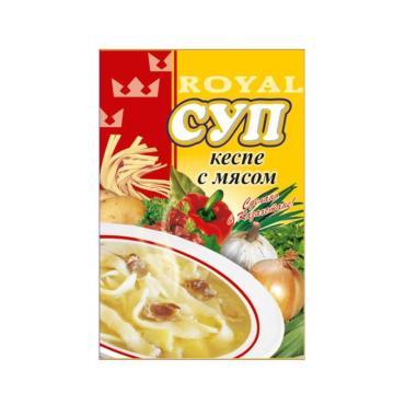 Суп Royal Food Кеспе с мясом