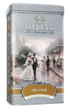 Чай черный Hyleys Earl Grey