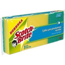 Губка Scotch-Brite для деликатной чистки