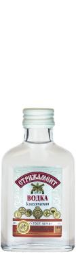 Водка Стрижамент Классическая 40%