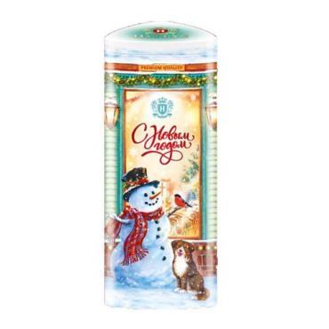 Чай Hyleys Снеговик Индийский крупнолистовой
