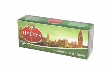 Чай Hyleys Английский зеленый 50 гр