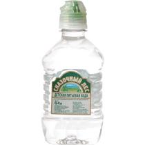 Детская питьевая вода Сказочный лес негазированная с 3 лет 0,4 л