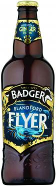 Пиво Badger Blandford Flyer светлый 5,2%