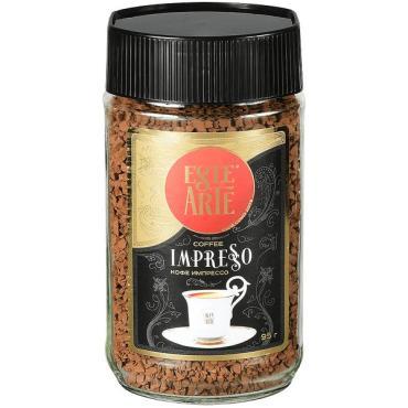 Кофе Este Arte Impresso растворимый