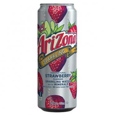 Напиток AriZona Sparkling Strawberry