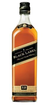 Виски Johnnie Walker Black Label, Шотландия