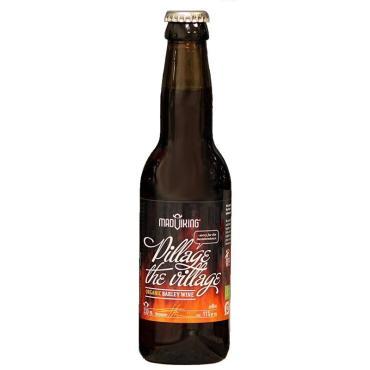 Пиво Mad Viking Pillage the Village темное фильтрованное пастеризованное 11%