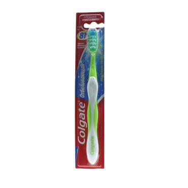 Зубная щетка Colgate Отбеливающая Средняя жесткость