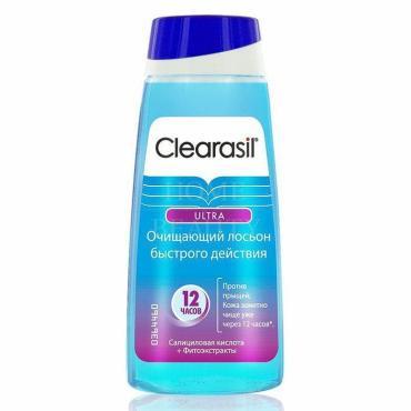 Лосьон для лица Clearasil Ultra очищающий