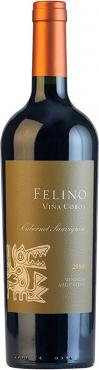 Вино Фелино Каберне Совиньон / Felino Cabernet Sauvignon,  Каберне Совиньон,  Красное Сухое, Аргентина
