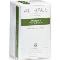 Чай Althaus Jasmine Ting Yuan зеленый в пакетиках