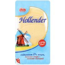 Сыр Hermis Hollender нарезка 32%